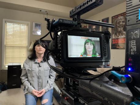 Rebecca Raymer - Filmmaker 1