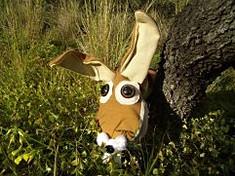 Títere conejo