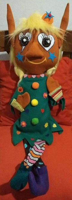Muñeca Elfa