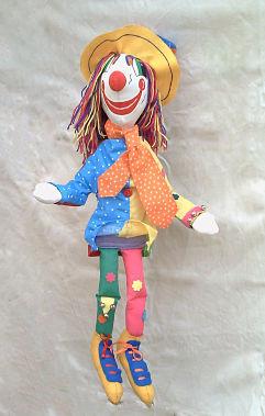 Marioneta payaso