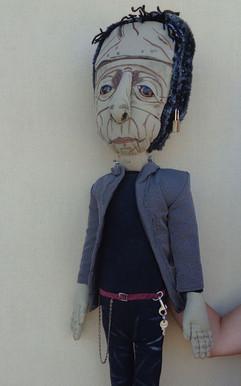 Frankenstein artesanal