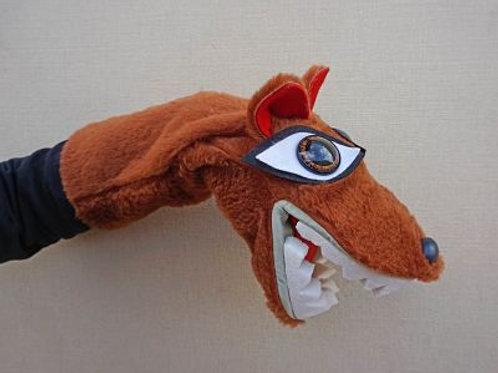 Lobo guante