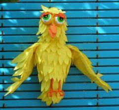 Tíere pájaro