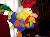 Títere gallo