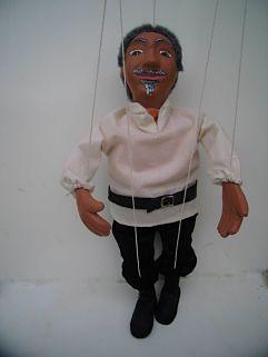 Marioneta personaje