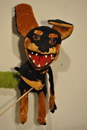 Títere perro