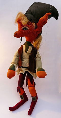 Marioneta duende
