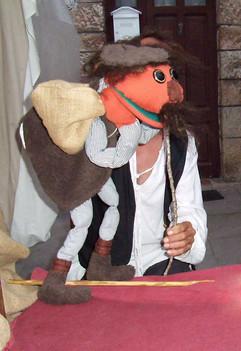 Marioneta Pastor
