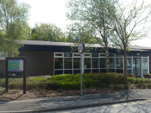 Local update: Euxton Library has re-opened