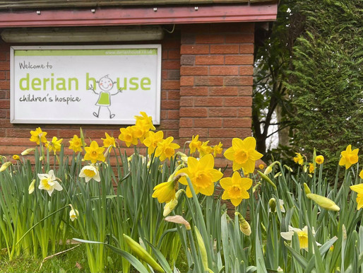Gardens to open in support of Derian House