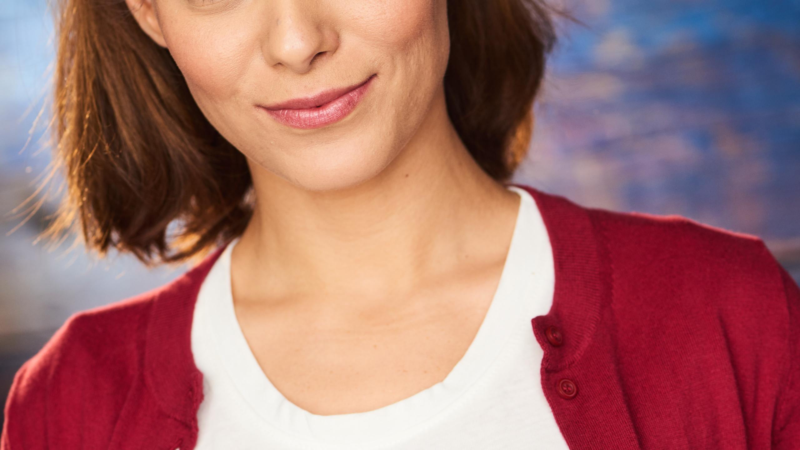 Chloé Malaisé Theatrical Headshot