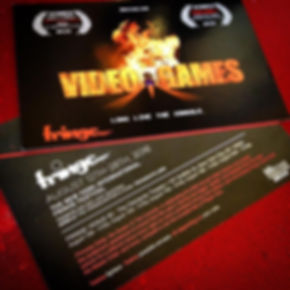 The Video Games - Fringe NYC