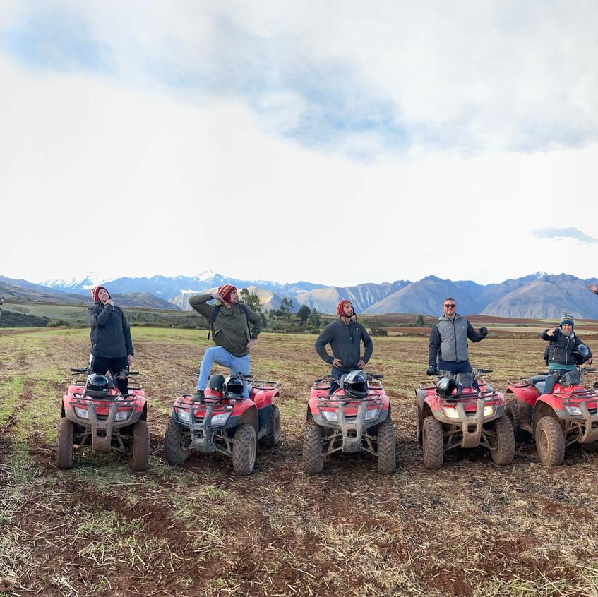 ATV in Cusco