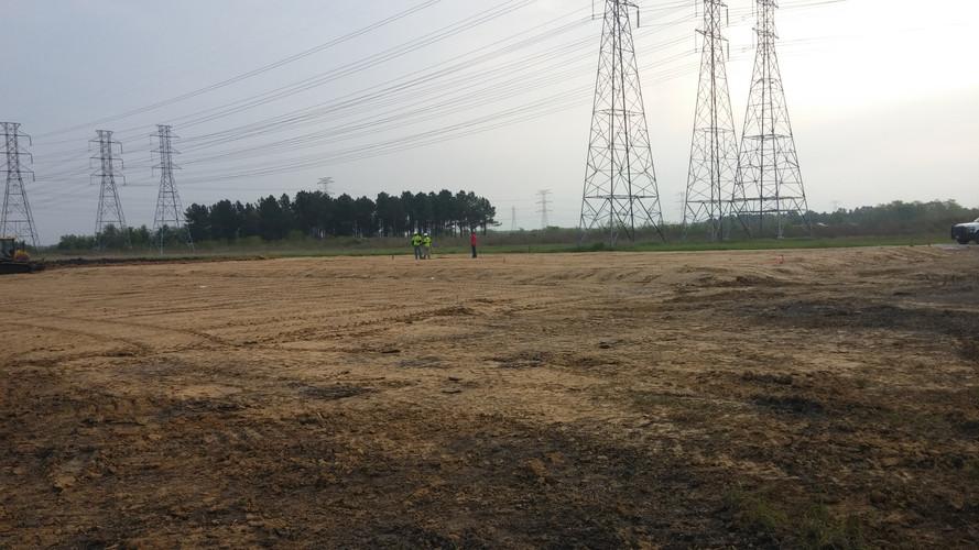 pad site