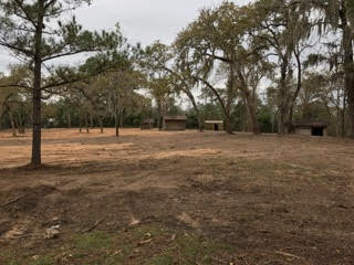 23 acre track clear and graded