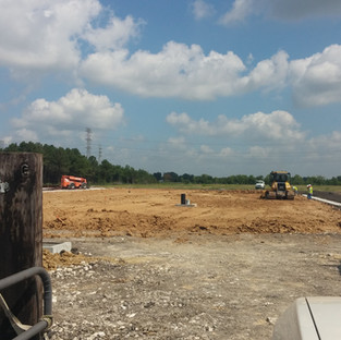 commercial pad site