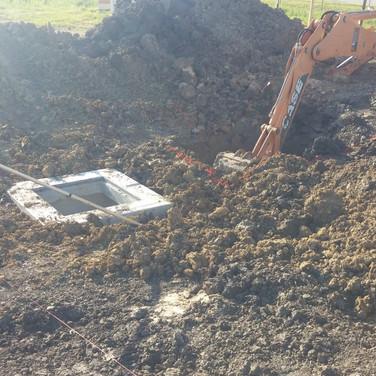 storm drainage repair