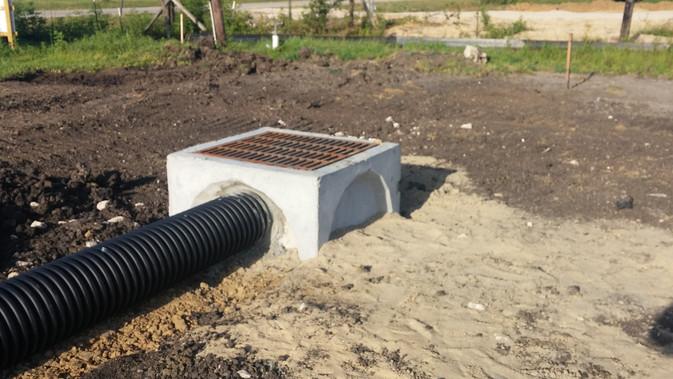 storm drainage