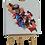 Thumbnail: Miniature frame |table décor |Miniature decor | Doll house decor