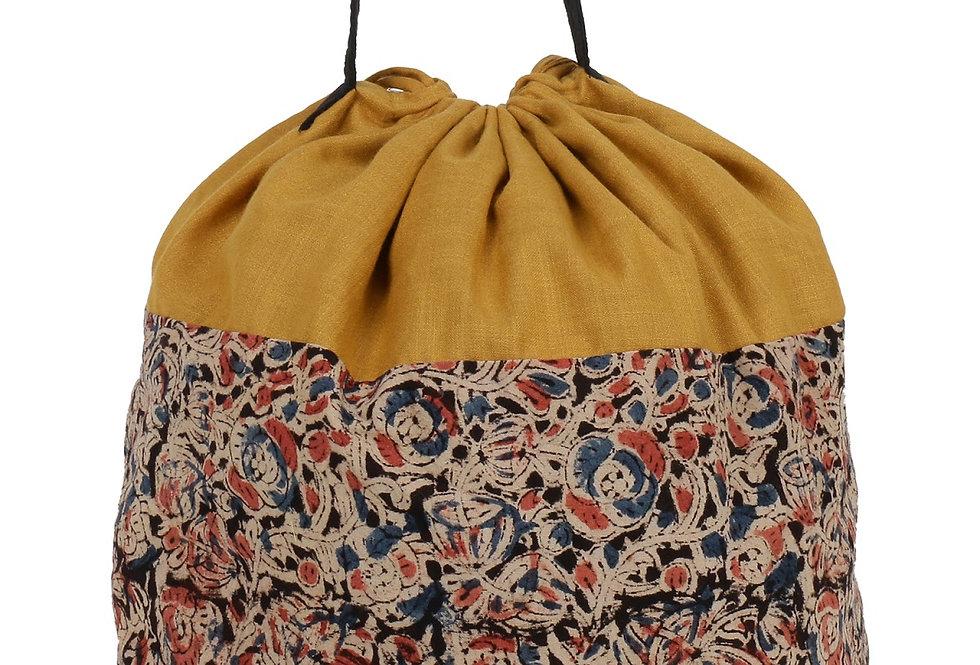 Draw string bag /Jhola bag
