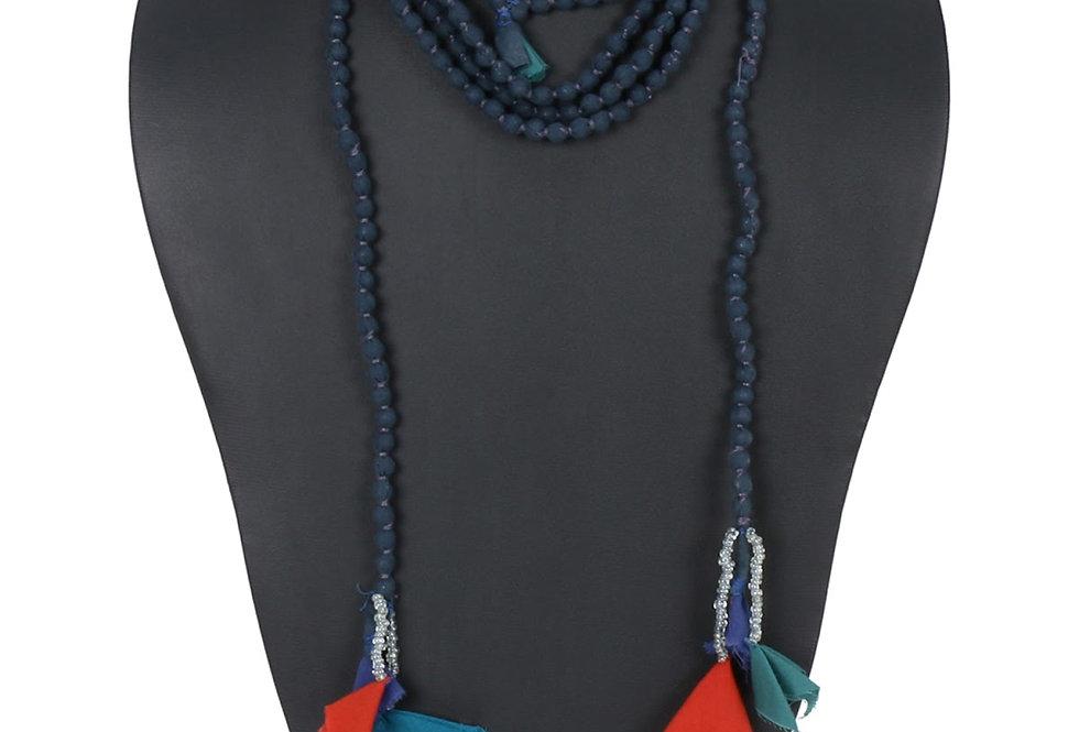Fabric wraparound Neck Piece