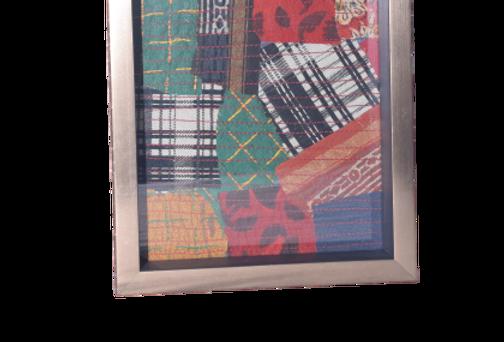 Textile Embroider Wall Décor