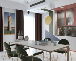 Кухня для творческого человека