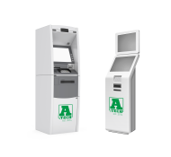 Оклейка пленкой банкомата, цена, заказать