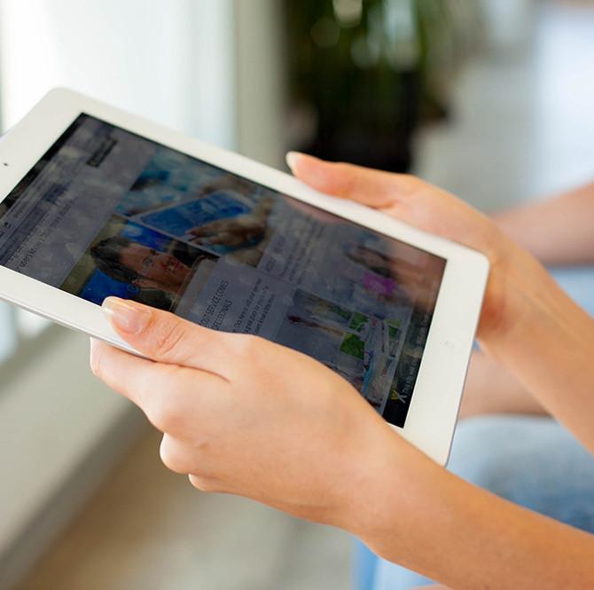 Plateforme numérique : vers plus de transparence