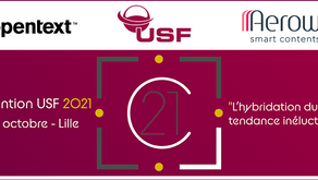 Convention USF les 6 et 7 octobre 2021