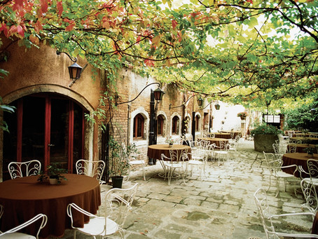 Outdoor Eatery: St. Augustine