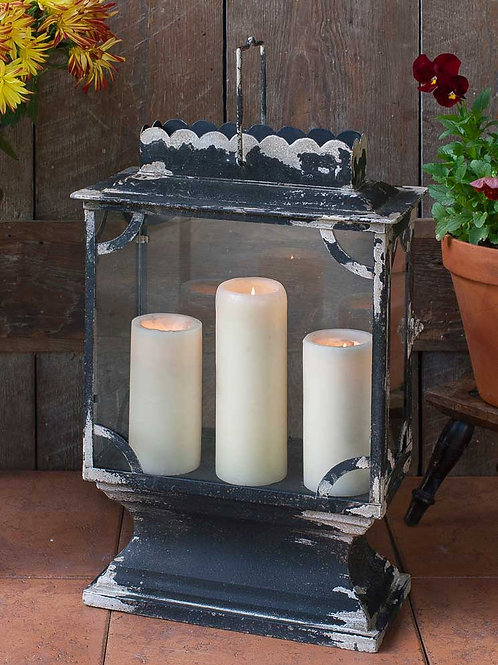 Petersboro Candle Lantern