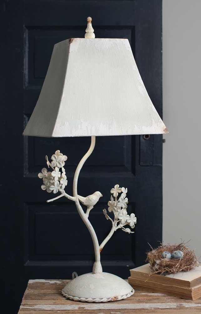 Song Bird Table Lamp
