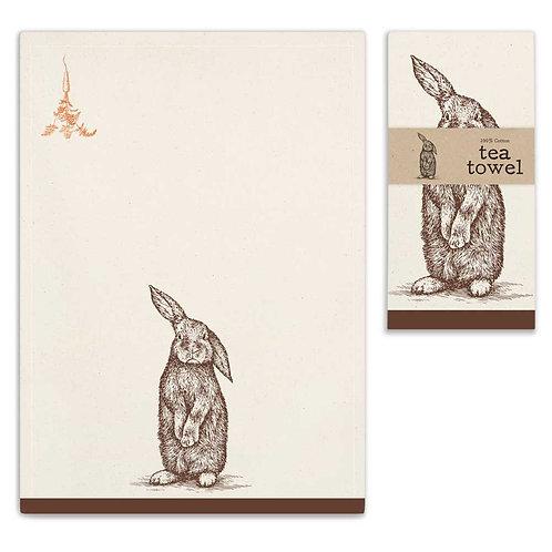 Darling Bunny Tea Towel Set