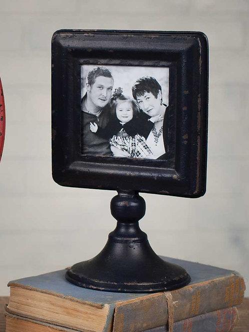 Antique Black Photo Frame