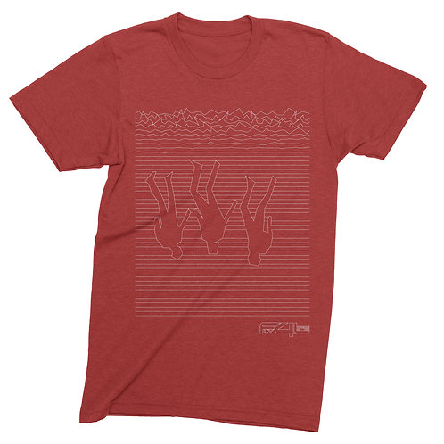 FLY4LIFE Acid t-shirt