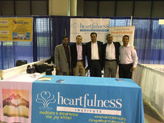 Heartfulness ATA event
