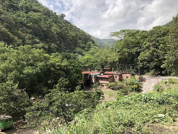 Migration waypoint in Cucuta, Colombia