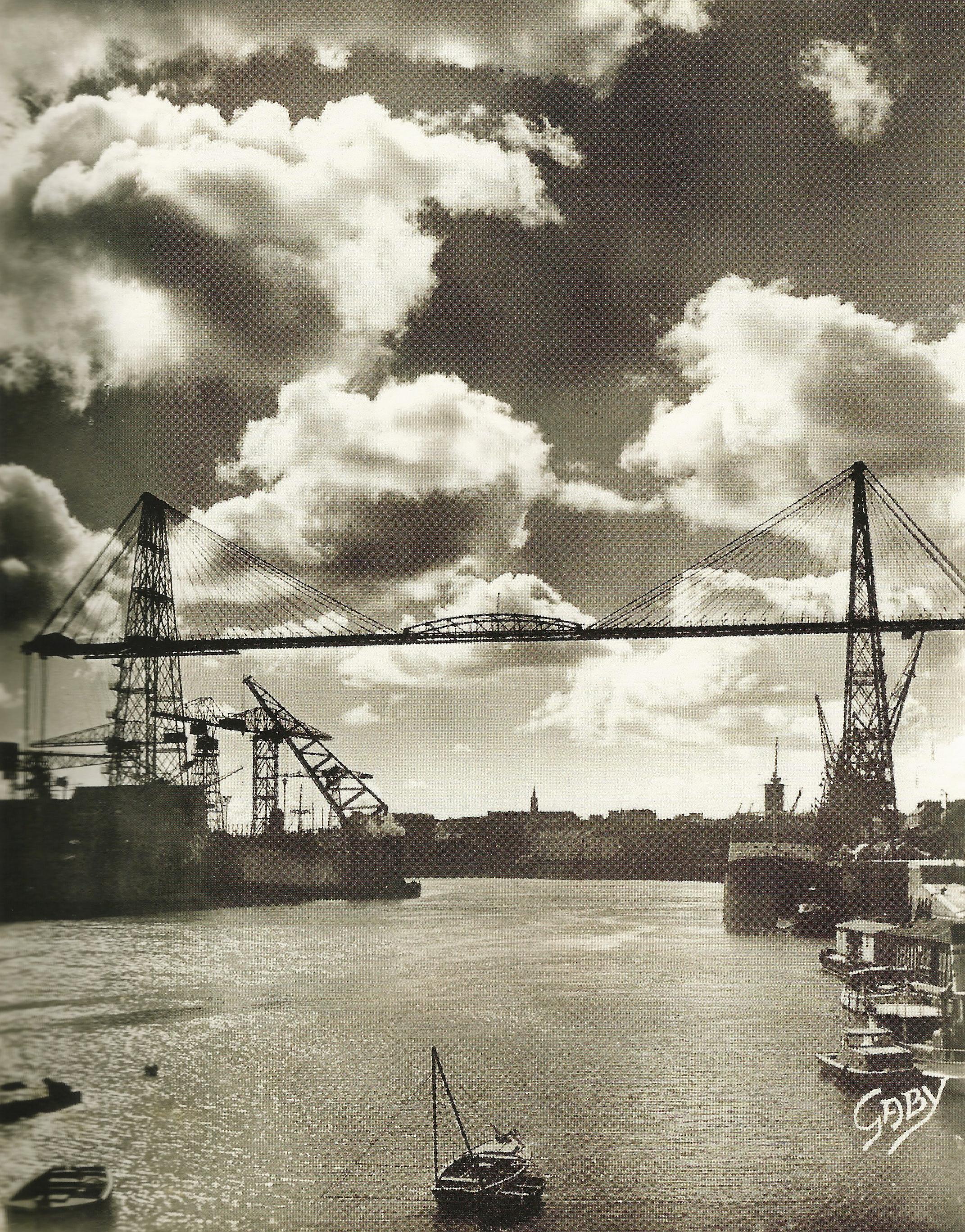 1950 - Transbordeur