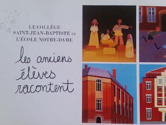 """Invitation : """"Le collège Saint Jean-Baptiste et l'Ecole Notre Dame : Les élèves racontent&q"""
