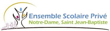 Logo Ensemble Scolaire Notre Dame Saint Jean-Baptiste