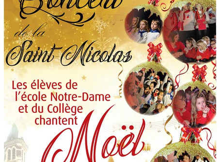 Concert de la Saint Nicolas