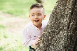 Alejandro Belmonte, 3 años