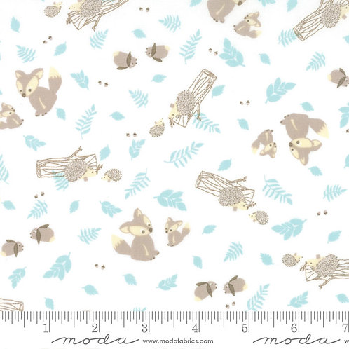 Lullaby: Woodland Friends (Cloud) - Kate and Birdie Co.
