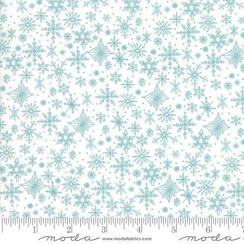 Tahoe Ski Week: Snowflakes (Powder) - Mara Penny