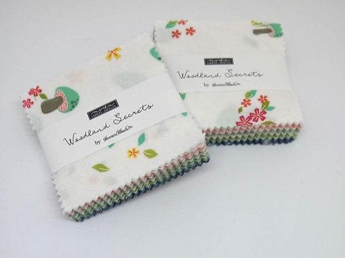 Woodland Secrets mini-charm pack