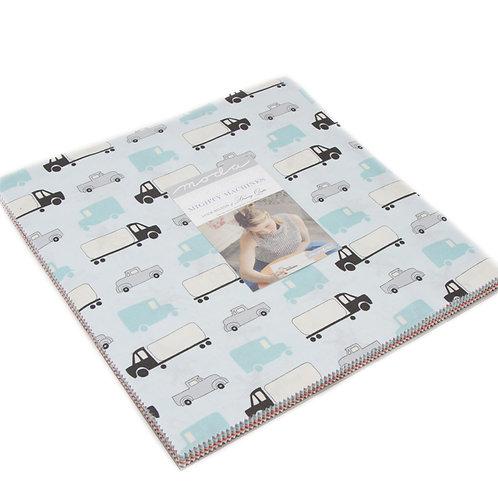 Mighty Machines Layer cake -Lydia Nelson (Moda Fabrics)