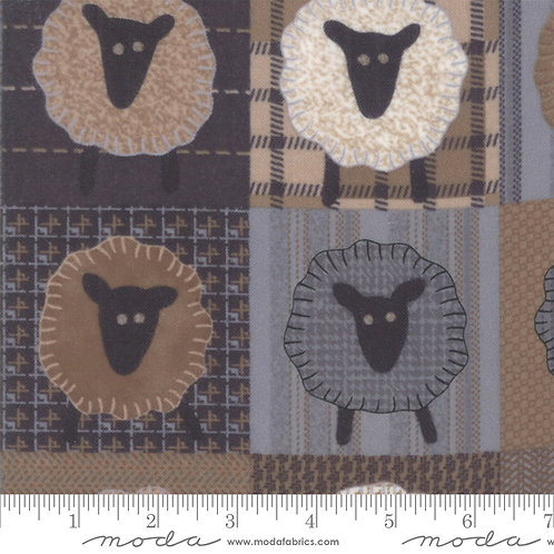 Wooly Sheep - Farmhouse Flannels (Primitive Gatherings)