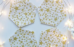 English Paper Piecing supplies from Honeybee Cloths