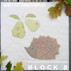 Block 8 - Prairie Point Hedgehog